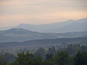 Berkovitsa Municipality - Stara Planina as seen from Berkovitsa