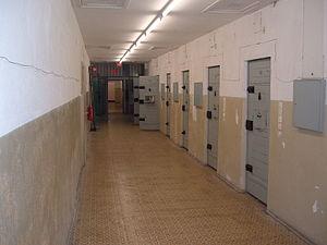 Stasi Hallway