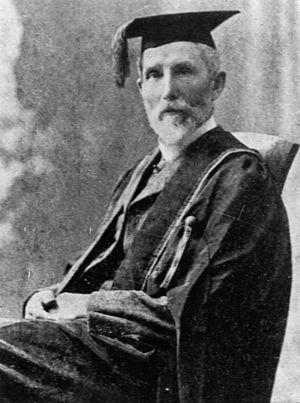 Andrew Joseph Thynne - Thynne in 1911