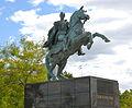 Statue Simón Bolívar Québec 2.jpg
