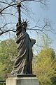 Jardin du luxembourg wikipedia - Jardin du luxembourg statue de la liberte ...