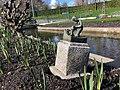 Statue of the hero of Haarlem (Spaarndam) in Madurodam 02.jpg
