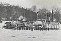 Steamers in ice (from stern) 17 Jan 1907.jpg