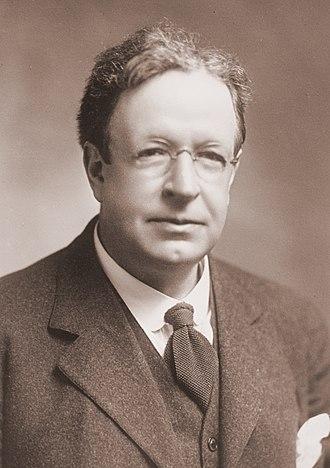Seymour Stedman - Image: Stedman Seymour May 1920