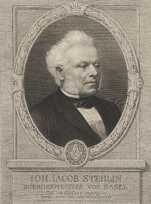 Johann Jakob Stehlin