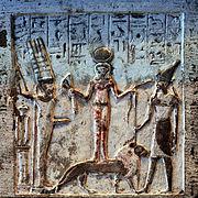 Stele of Qadesh upper-frame
