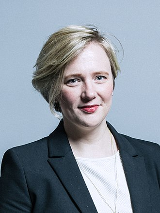 Labour Party (UK) deputy leadership election, 2015 - Image: Stella Creasy MP 2017