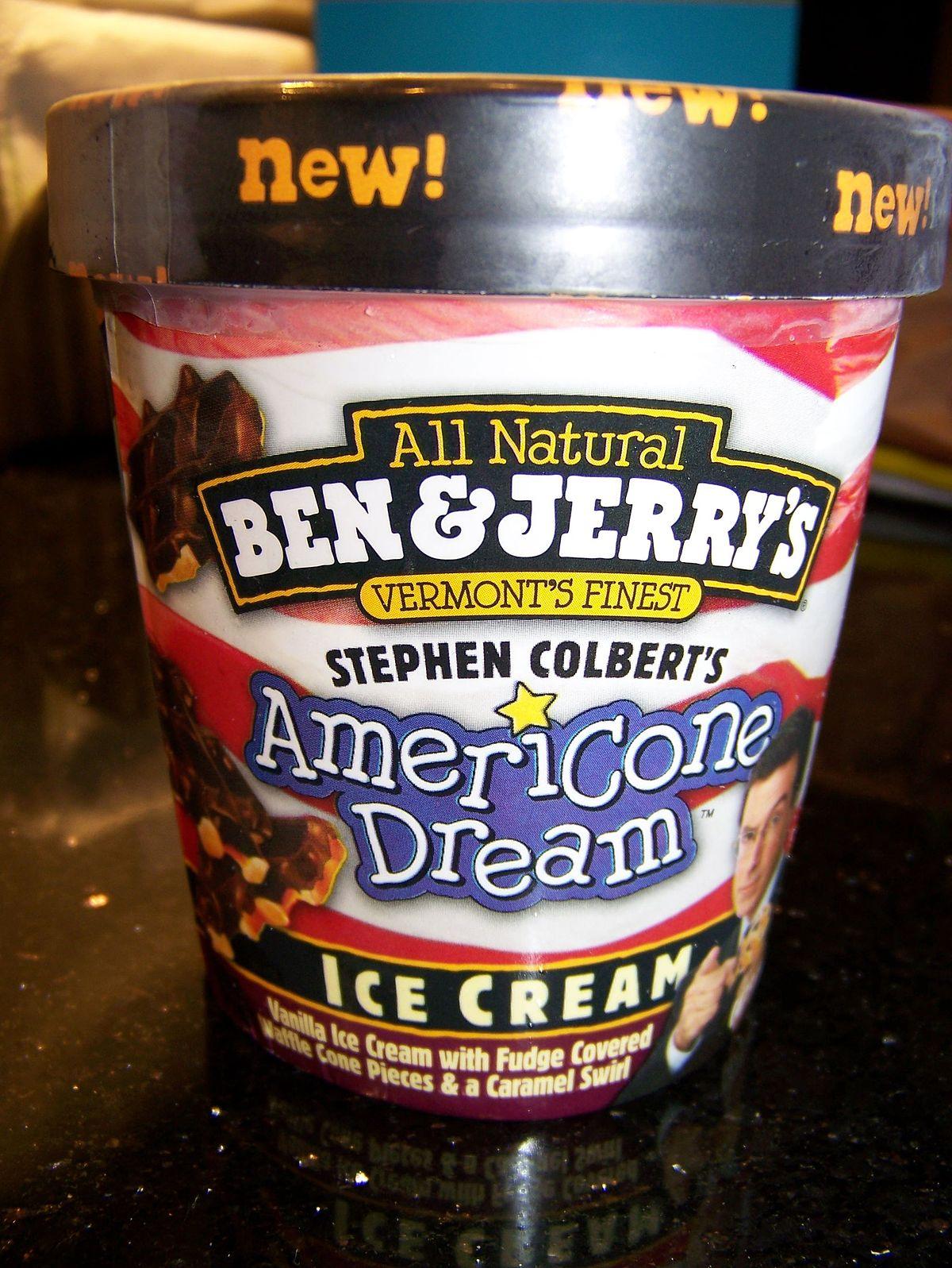 Ben And Jerry S Ice Cream Cake Portland Oregon
