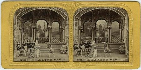 Stereokort, Robert le Diable 4, acte II, scène III - SMV - S106a.tif