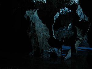 Sterkfontein - Image: Sterkfontein Caves 2