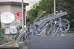 Stern of JS Syonan(AMS-5106) right side view at JMSDF Yokosuka Naval Base April 30, 2018.jpg