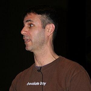 Steve Almond - Steve Almond in 2009