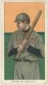 Steve Evans, St. Louis Cardinals, baseball card portrait LCCN2008676414.tif