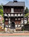 Stolberg-Harz Museum Altes Bürgerhaus Rittergasse 14.jpg