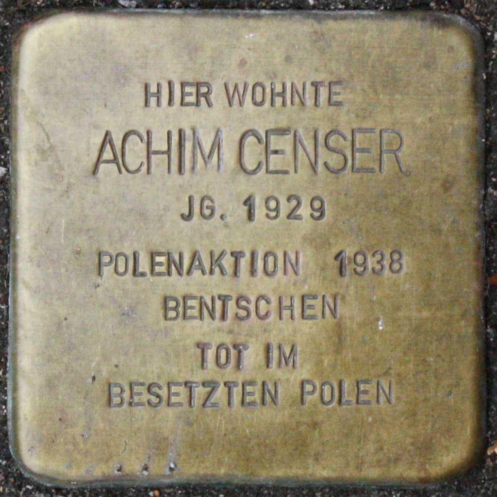 Stolperstein Achim Censer Wuppertal.jpg