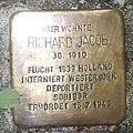 Stolperstein Geldern Gelderstraße 5 Richard Jacob.jpg