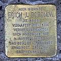 Stolperstein Habsburgerstr 12 (Schön) Erich J Boronow.jpg