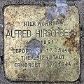 Stolperstein Helmstedter Str 27 (Wilmd) Alfred Hirschberg.jpg