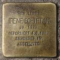 Stolperstein Hobrechtstr 57 (Neuk) Irene Schiftan.jpg