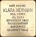 Stolperstein Klara Heymann2.jpg