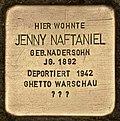 Stolperstein für Jenny Naftaniel (Cottbus).jpg