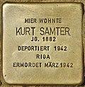 Stolperstein für Kurt Samter (Potsdam).jpg