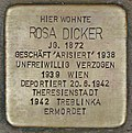 Stolperstein für Rosa Dicker (Graz).jpg