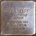 Stolpersteine Köln, Rosa Wolff (Arnulfstraße 29).jpg