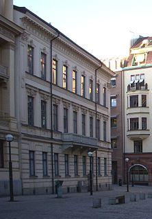 Sällskapet (club)