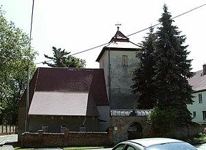 Storkau, Weißenfels - Church of St. Vincenz and Gangolf at Storkau