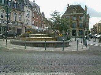 Saint-Pol-sur-Ternoise - Image: Stpoll 1