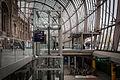 Strasbourg gare centrale accès tram mars 2016.jpg