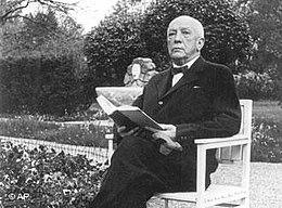 Strauss at Garmisch in 1938 (Source: Wikimedia)