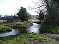 Stream in the Wey Valley - geograph.org.uk - 1217442.jpg