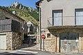 Street in settlement Blajoux 02.jpg