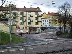 vidkärr göteborg karta Strömmensberg – Wikipedia vidkärr göteborg karta