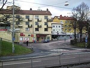 Strömmensberg - Sofiagatan at Strömmensberg, 2009.