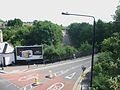 Stroud Green stn look high northeast 2010.JPG