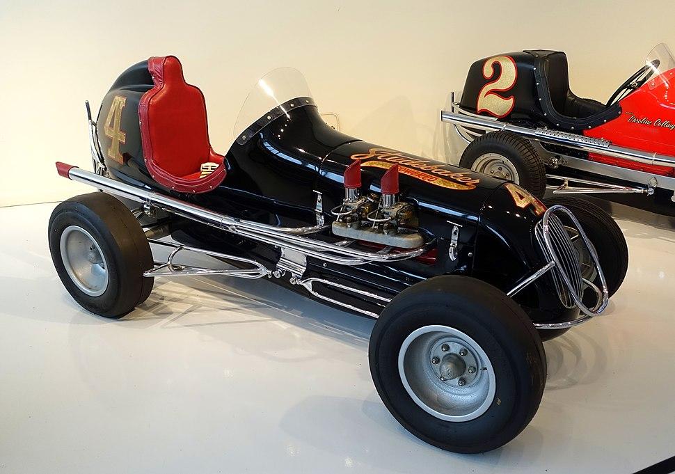 Studebaker powered midget car, 1946 - Collings Foundation - Massachusetts - DSC07081