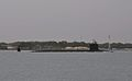Sub arriving. Cannot tell which - panoramio.jpg