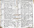 Subačiaus RKB 1832-1838 krikšto metrikų knyga 121.jpg