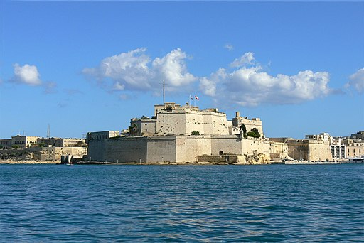 Sudika Birgu San Angelo from boat
