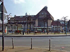 Image illustrative de l'article Gare du midi de Francfort-sur-le-Main