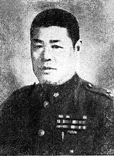 Sun Lianzhong Chinese general