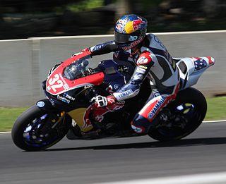Jacob Gagne American motorcycle racer