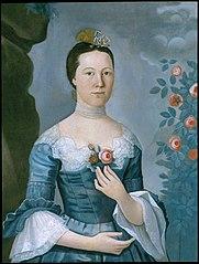 Susannah or Mary Bontecou