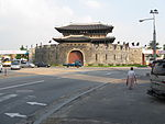Suwon city wall north gate.jpg