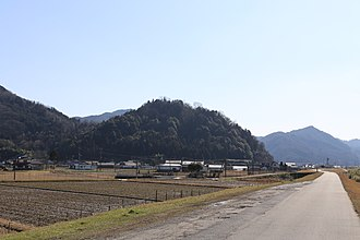 Suzuo Castle - Site of the former castle