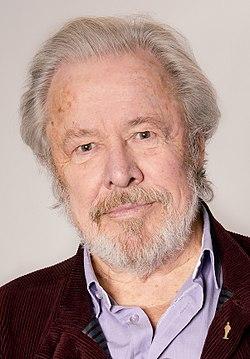Sven Wollter 2014.