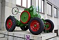 Svoboda tractor, National Museum of Agriculture in Prague.JPG